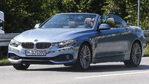 2014 BMW 4-Series Convertible spy photo 03.09.2013