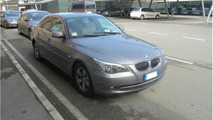 Government BMW 5-Series for sale