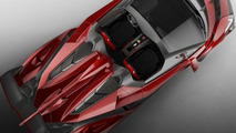 Lamborghini Veneno Roadster leaked photo 18.10.2013