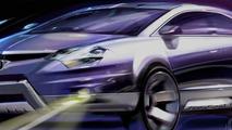 Acura RD-X concept