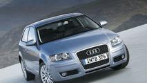 Audi A3 Three-door Gets Facelift