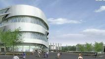 Current Mercedes-Benz Museum Bids Farewell