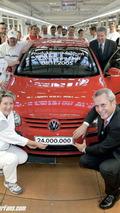 24 Millionth Volkswagen Golf Produced