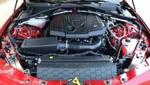 Alfa Romeo Giulia 2017, prueba