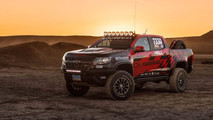 2017 Chevrolet Colorado ZR2 Hall Racing