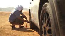 Porsche Cayenne 2018 test resistencia