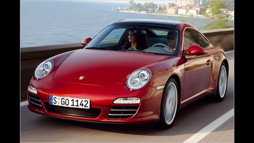 Porsche gibt Glas: Neue Technik nun auch für den Targa