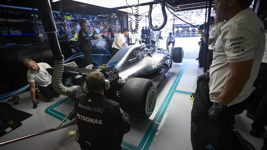 Mercedes F1 Team To Support Formula E Project