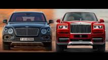 Bentley Bentayga vs Rolls-Royce Cullinan