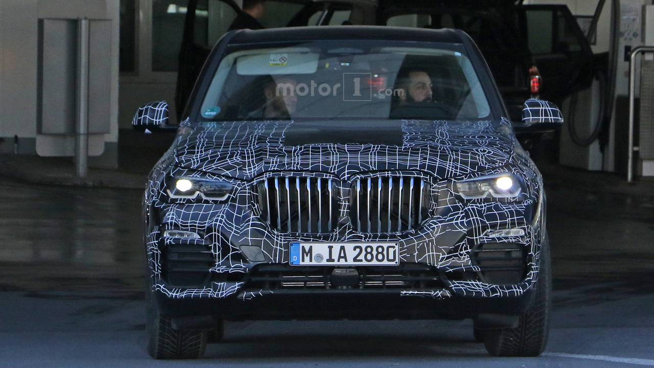 2019 Bmw X5 Spy Photos Motor1 Com Photos
