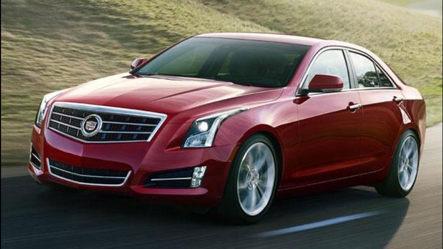 Cadillac ATS, North American Car of the Year 2013