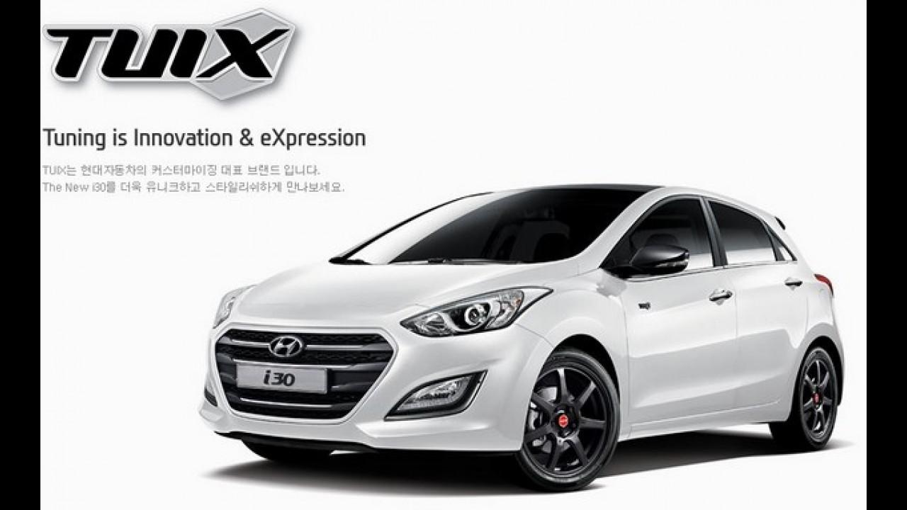 Novo i30 2015 com câmbio de dupla embreagem é lançado na Coreia do Sul