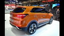 Novo Hyundai ix25 é revelado na China - veja galeria do rival do EcoSport