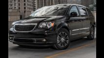 Chrysler apresentará minivan Town&Country em versão S no Salão de Los Angeles