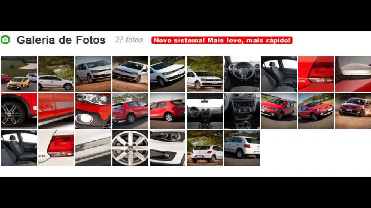 Volta rápida: VW Gol Track é mais