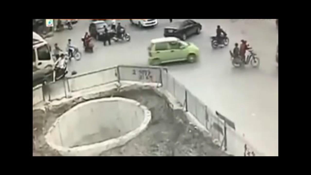 Vídeo: o melhor motociclista do mundo, só que não