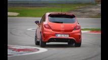 Ainda mais apimentado: Opel lança Corsa OPC Nürburgring Edition 1.6 Turbo com 217 cv
