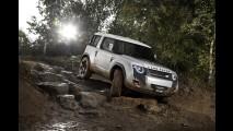 Pré-Frankfurt: Sucessor do Defender é antecipado pelo Land Rover DC100 Concept