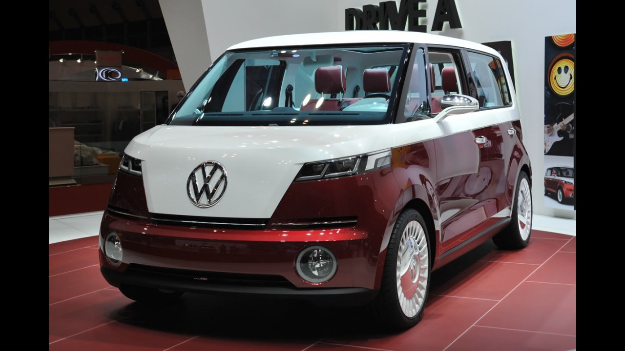 Nova Kombi elétrica? VW mostrará conceito inédito em janeiro