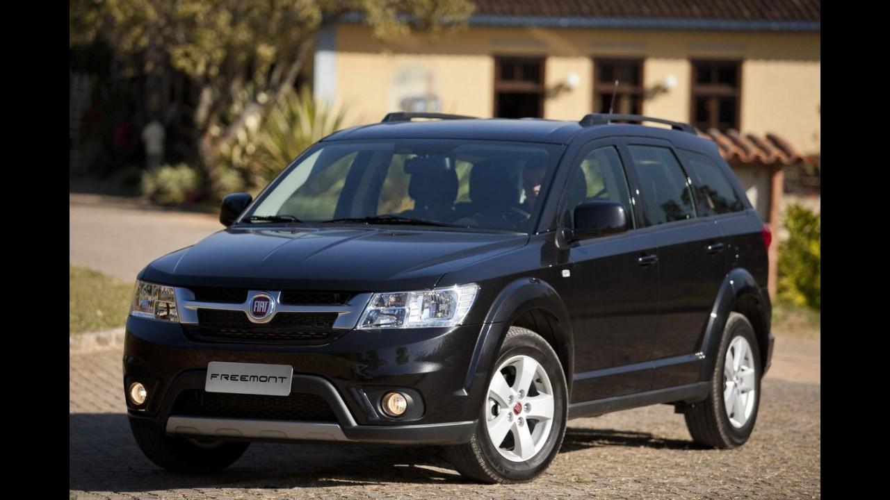 Após aumento, Fiat anuncia preços mais em conta para os modelos 500 e Freemont