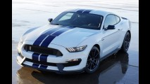 Ford mostrará novo Mustang Shelby GT350R mais leve em Detroit
