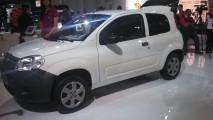 Fiat lança novos Fiorino e Uno Furgão na Fenatran