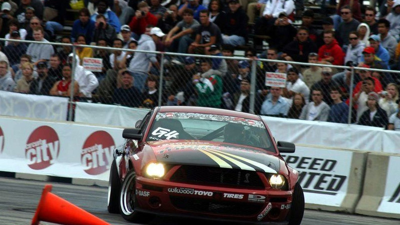 2007 Ford Mustang Cobra