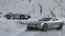 New Mercedes-Benz SLR '722 Edition'