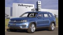VW: Großes SUV für den US-Markt