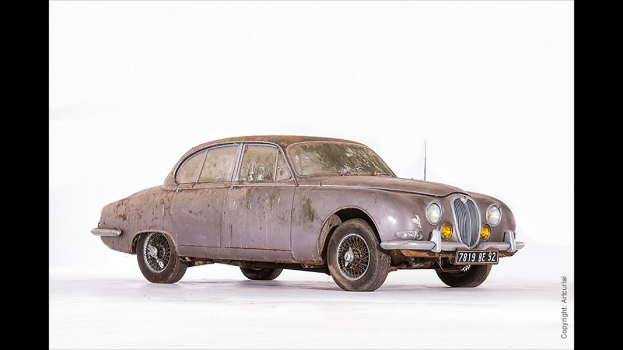 Jaguar S-Type 3,4 Liter