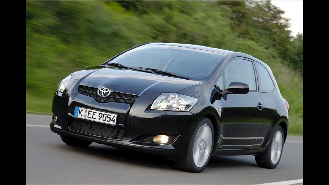 Kompaktklasse, 1. Platz: Toyota Auris