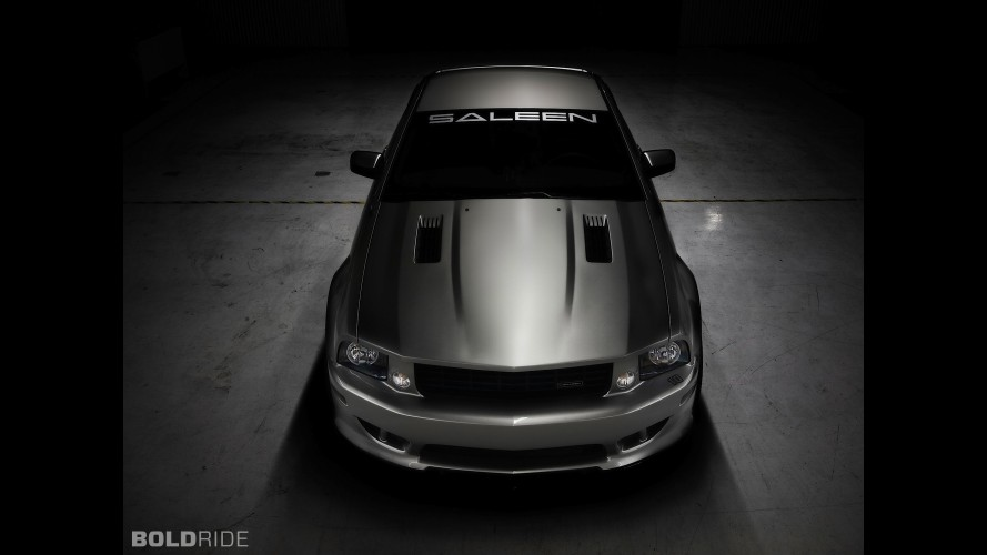 Saleen Ford Mustang S302 Extreme