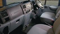 Ford Transit SportVan Revealed (UK)