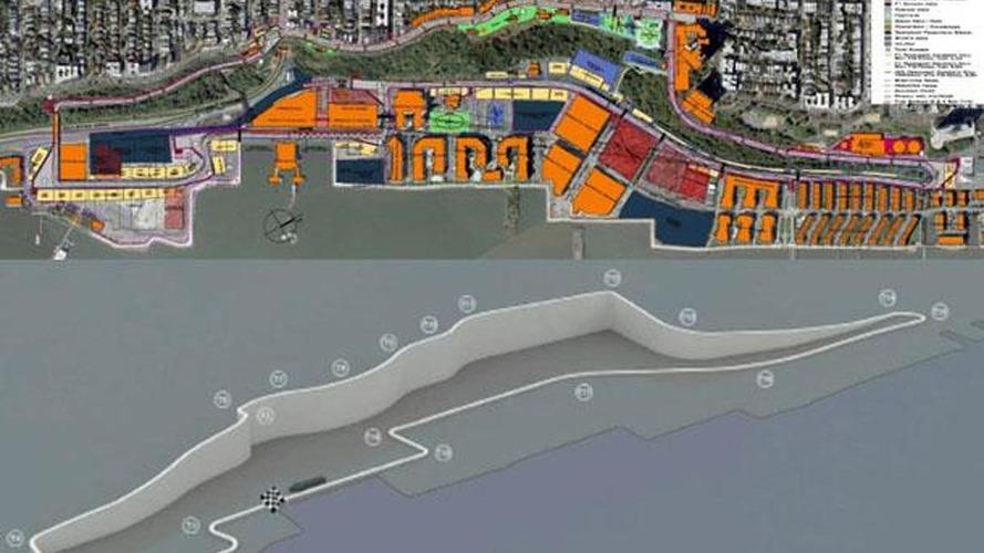 Work still underway on 2014 New Jersey track