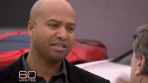 SRT Barracuda teaser with Brand President and CEO Ralph Gilles during 60 minutes television show, 627, 27.03.2012
