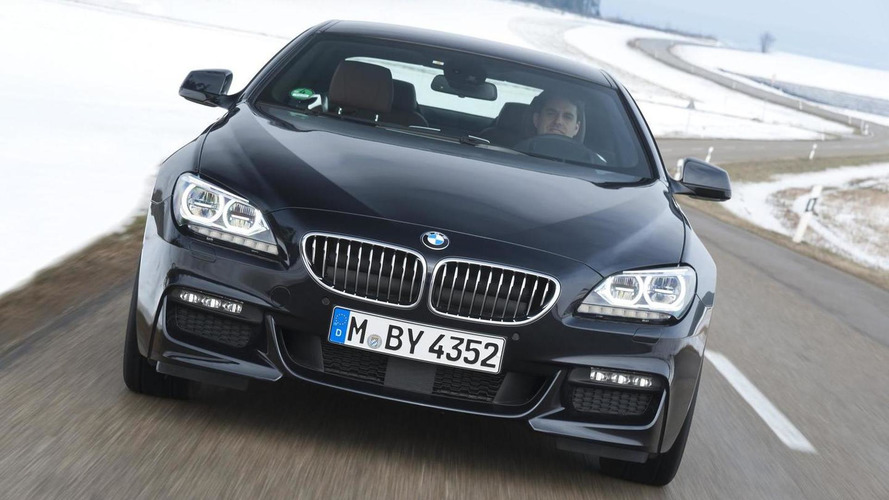 BMW 640d xDrive Coupe & Convertible announced, new images released
