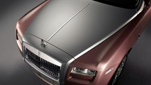 Rolls-Royce Ghost in Rose Quartz 25.1.2012