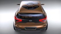 Kia Cross GT concept bows in Chicago