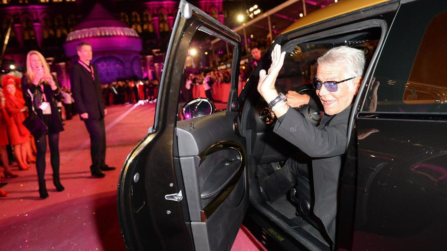 Life Ball MINI Paceman by Roberto Cavalli sold for 150.000 EUR