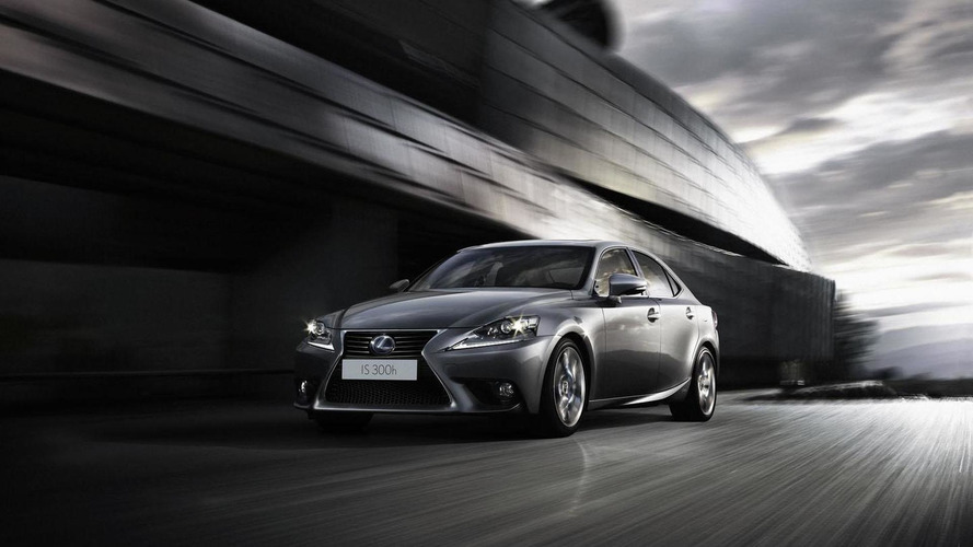 Lexus execs hint at something more exciting & exhilarating