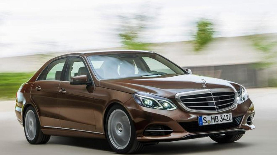 2014 Mercedes-Benz E-Class facelift leaked