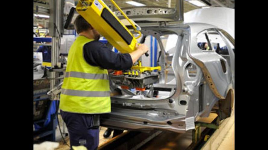 Volvo e Geely: la culla delle segmento C è in Svezia