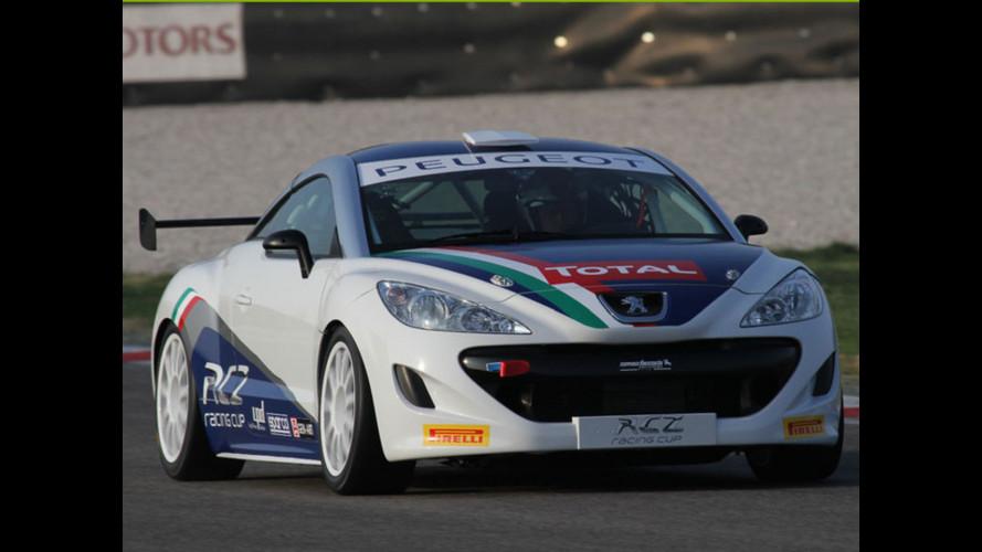 Peugeot RCZ Racing Cup