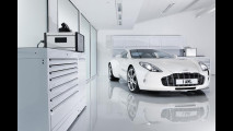 Aston Martin One-77, venduto l'ultimo esemplare