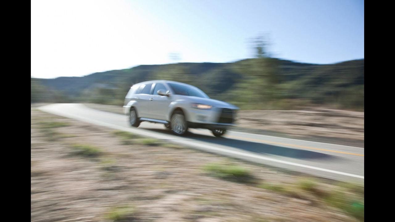 Mitsubishi Outlander GT Prototype