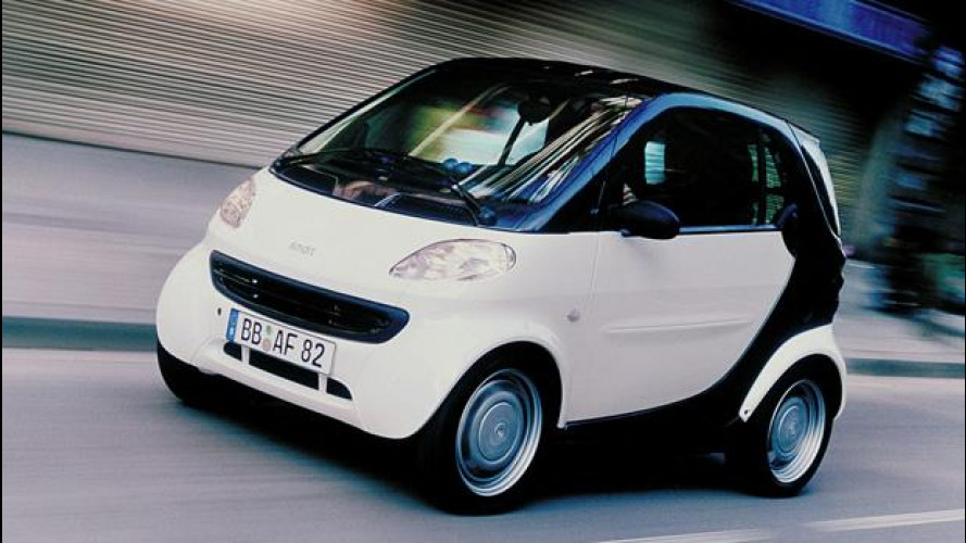 smart, l'automobile dell'orologiaio