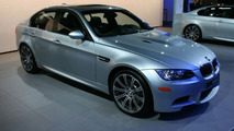 BMW M3 Coupe at Detroit Motor Show