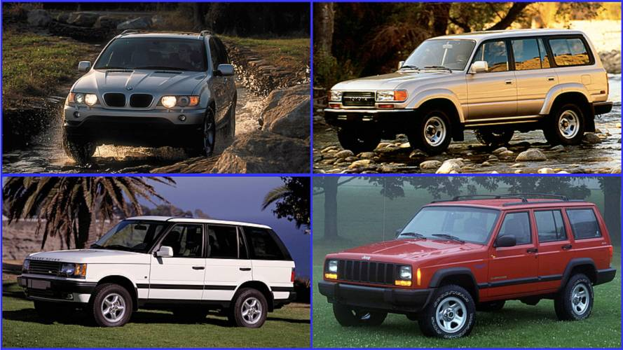 10 SUVs That Cost Less Than $5k But Are Still Lots Of Fun