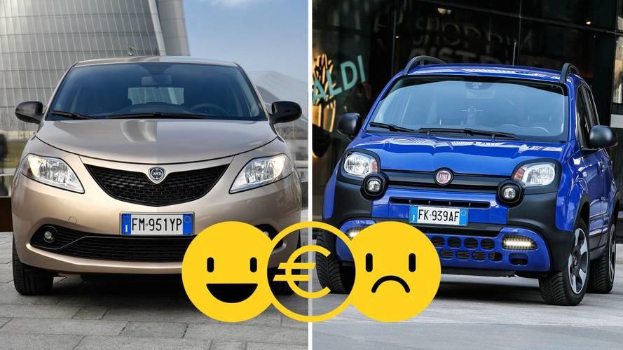 """Promozione Fiat e Lancia """"Imperdibili100"""", perché conviene e perché no"""