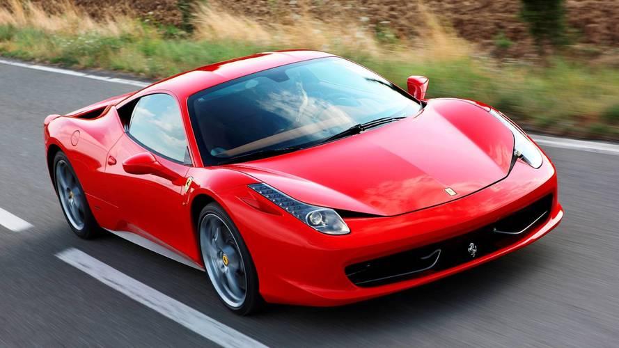 DIAPORAMA - Les plus belles voitures dessinées par Pininfarina